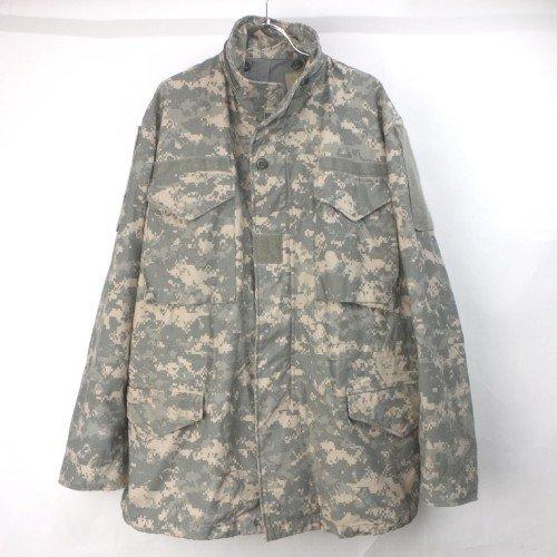 M-65 フィールドジャケット  ユニバーサルカモ MR 米軍 実物