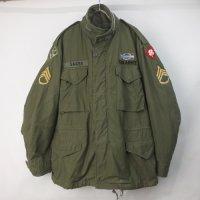 M-65 フィールドジャケット  セカンド LR  米軍 実物