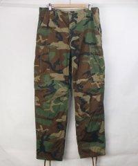 米軍 ウッドランドカモ BDU パンツ  MR W34.5L32.5
