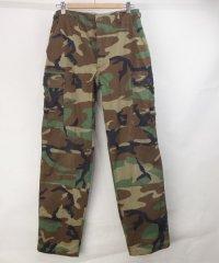 米軍 ウッドランドカモ BDU パンツ  SR W31L32.5