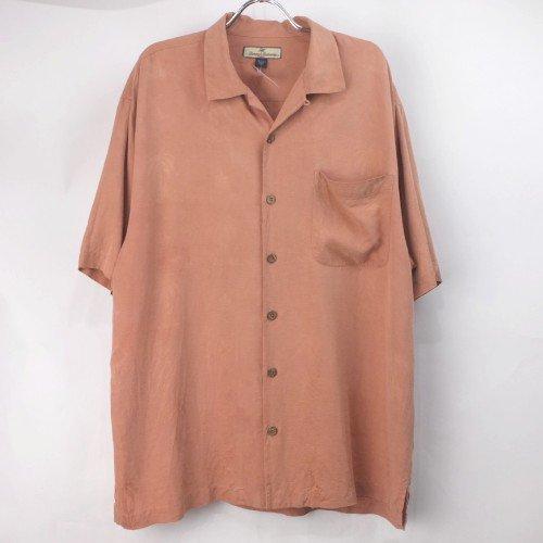 トミーバハマ 半袖 シルクシャツ#20 Tommy Bahama【メール便可】