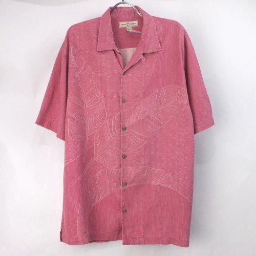 トミーバハマ 半袖 シルクシャツ#21 Tommy Bahama【メール便可】