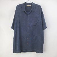 トミーバハマ 半袖 シルクシャツ#22 Tommy Bahama【メール便可】