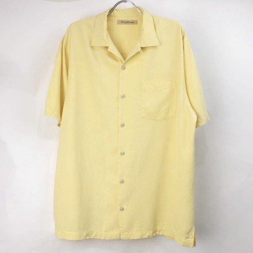 トミーバハマ 半袖 シルクシャツ#23 Tommy Bahama【メール便可】