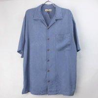 トミーバハマ 半袖 シルクシャツ#24 Tommy Bahama【メール便可】