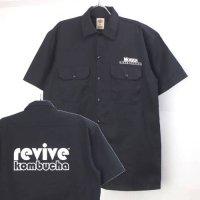 ディッキーズ 半袖 ワークシャツ #21【メール便可】