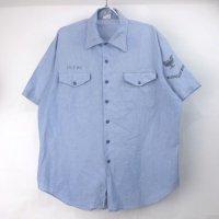 USN シャンブレーシャツ seafarer【メール便可】