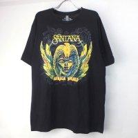 サンタナ AFRICA SPEAKS Tシャツ 古着