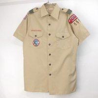 ボーイスカウトシャツ WASHINGTON USA製【メール便可】