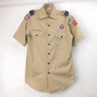 ボーイスカウトシャツ FLORIDA USA製【メール便可】