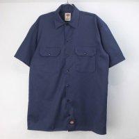 ディッキーズ 半袖 ワークシャツ #25【メール便可】