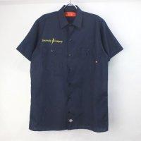 ディッキーズ 半袖 ワークシャツ #27 デッドストック 【メール便可】