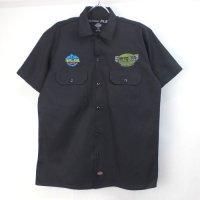 ディッキーズ 半袖 ワークシャツ #28 デッドストック 【メール便可】