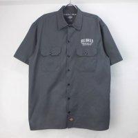 ディッキーズ 半袖 ワークシャツ #30【メール便可】