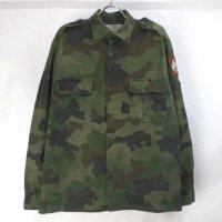 セルビア軍 カモフラージュ シャツ#5