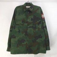 セルビア軍 カモフラージュ シャツ#6