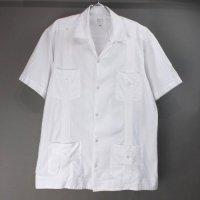 CORAZON キューバシャツ ホワイト 40【メール便可】
