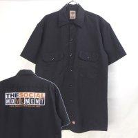 ディッキーズ 半袖 ワークシャツ Dickies  #34【メール便可】