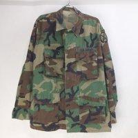 米軍  ウッドランドカモ  BDU シャツジャケット MR  1993