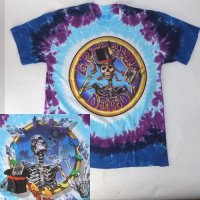グレイトフルデッド Tシャツ QUEEN OF SPADES(XL) タイダイ 【メール便可】新品