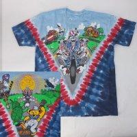 グレイトフルデッド Tシャツ MOTO SAM(XL) タイダイ 【メール便可】新品