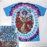 グレイトフルデッド Tシャツ 30TH ANNIVERSARY(M) タイダイ 【メール便可】新品