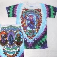 グレイトフルデッド Tシャツ SEASONS OF THE DEAD(M) タイダイ 【メール便可】新品