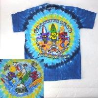 グレイトフルデッド Tシャツ BEACH BEAR BINGO(L) タイダイ 【メール便可】新品