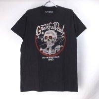 グレイトフルデッド Tシャツ ON THE ROAD AGAIN(L)【メール便可】 新品