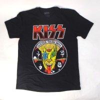 キッス Tシャツ KISS, HOTTER THAN HELL  (M)【メール便可】 新品