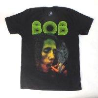 (L) ボブマーリー SMOKE GRADIET Tシャツ (新品) 【メール便可】