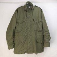 M-65 フィールドジャケット  セカンド アルミジップ MR 米軍 実物