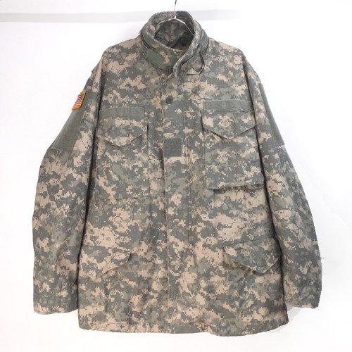 M-65 フィールドジャケット  ユニバーサルカモ LR 米軍 実物