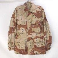 米軍 チョコチップカモ BDU シャツジャケット  SR