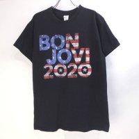ボンジョヴィ BON JOVI 2020 Tシャツ 古着【メール便可】