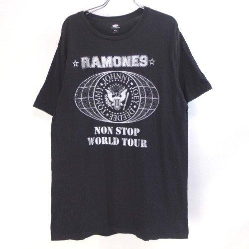 ラモーンズ RAMONES Tシャツ 古着【メール便可】