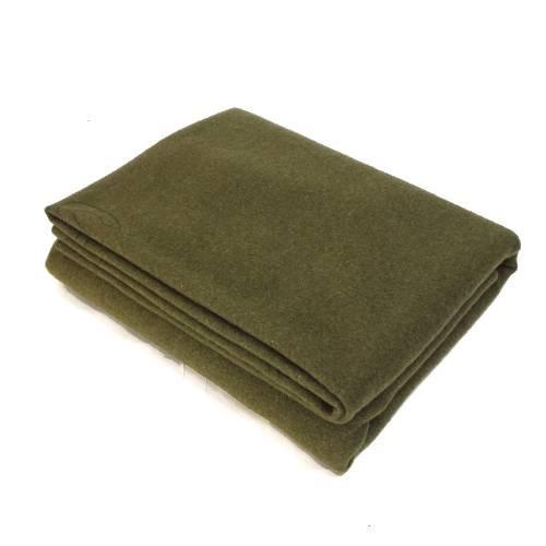 米軍  60's ウール ブランケット 毛布