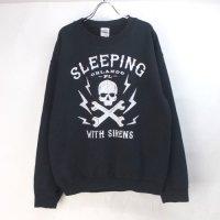 SLEEPING WITH SIRENS スウェットシャツ