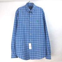 ラルフローレン  チェック ボタンダウン シャツ L ビッグシャツ 【メール便可】
