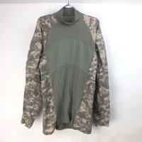 ARMY コンバットシャツ ACUカモ ロンT (S)
