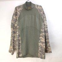ARMY コンバットシャツ ACUカモ ロンT (L) #1