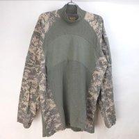 ARMY コンバットシャツ ACUカモ ロンT (L) #2