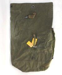米軍 ダッフルバッグ ダブルストラップ