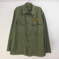 米軍   ユーティリティシャツ   U.S.ARMY 50's 筒袖 初期ファースト