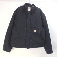 カーハート ダック ジャケット Arctic Traditional Jacket- Quilt Lined carhartt BLK