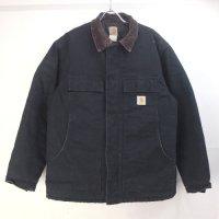 カーハート ダック ジャケット Arctic Traditional Coat- Quilt Lined carhartt BLK