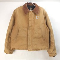 カーハート ダックジャケット Arctic Traditional Jacket- Quilt Lined carhartt BRN