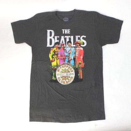 (M) ビートルズ SGT. peppers LHCB Tシャツ (新品)  BEATLES【メール便可】