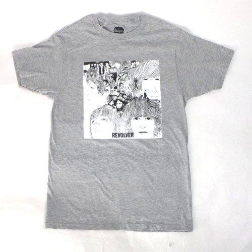 (L) ビートルズ REVOLVER HGR Tシャツ (新品)  BEATLES【メール便可】