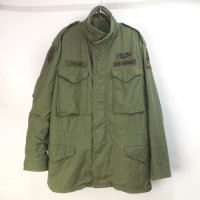 M-65 フィールドジャケット  サード MRぐらい 米軍